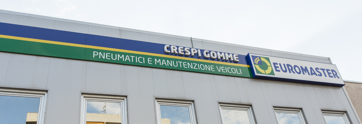 Crespi Gomme